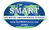 SMART Safe Mercury Amalgam Remvoal Technique logo